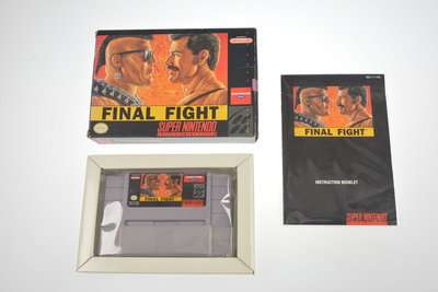 Final Fight [NTSC]
