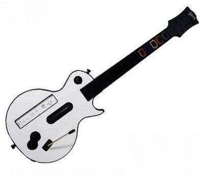 Guitar Hero III: Legends of Rock Guitar - Wii