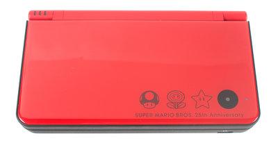 Nintendo DSi XL Super Mario Bros 25th Anniversary Edition