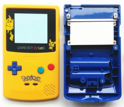 Game Boy Color Shell Pokemon Edition