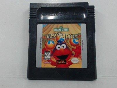 Elmo's ABCs