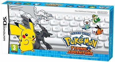 Learn With Pokémon Typing Adventure + Draadloos Toetsenbord