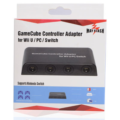 GameCube Controller Adapter voor Nintendo Switch - Mayflash