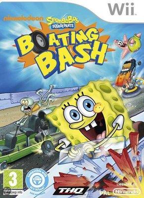 SpongeBob Squarepants Boten Bots Race