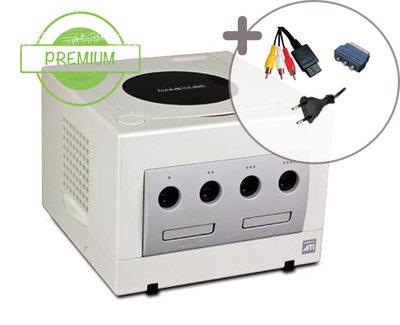 Nintendo Gamecube Console Pearl Premium