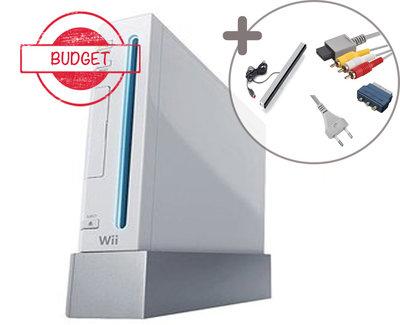 Nintendo Wii Console White Budget