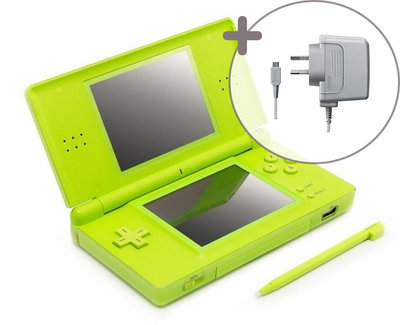 Nintendo DS Lite Lime