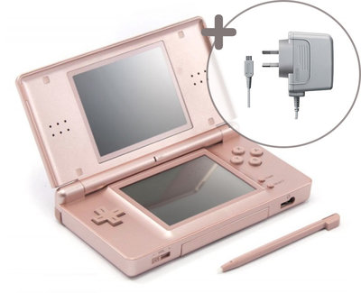 Nintendo DS Lite Metalic Pink