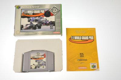F1 World Grand Prix (Player's Choice)