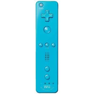 Originele Wii Remote Controller Blue