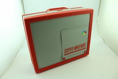 Super Nintendo Suitcase Koffer