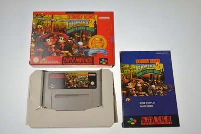 Donkey Kong Country 2 (Classics)