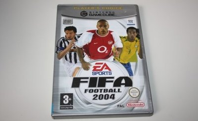 FIFA 2004 (Player's Choice)