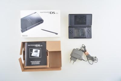 Nintendo DS Lite Black [Complete]