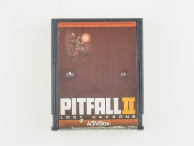 Pitfall II - Atari Game