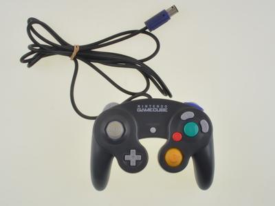 Originele Nintendo Gamecube [NGC] Controller Purple Transparant
