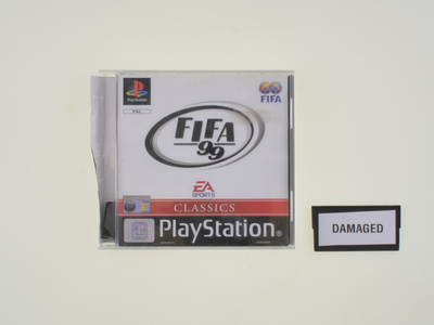 FIFA 99 - Playstation 1 - Outlet
