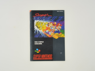 Super Gameboy Manual