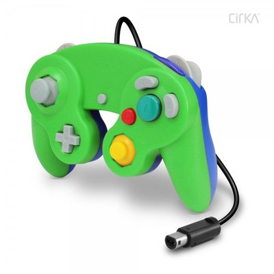 New Gamecube Controller Luigi Edition