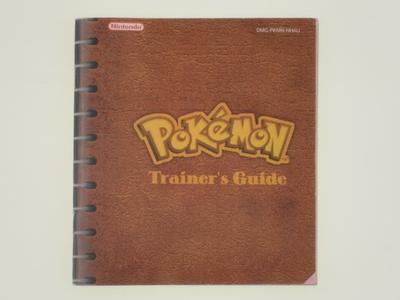 Pokemon Trainer Guide