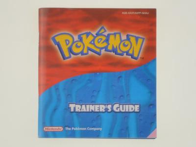 Pokemon Ruby/Sapphire Trainer Guide