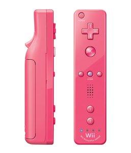 Nintendo Wii Motion Plus Controller Pink