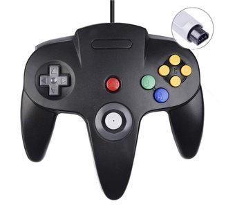 New Nintendo 64 [N64] Controller Black