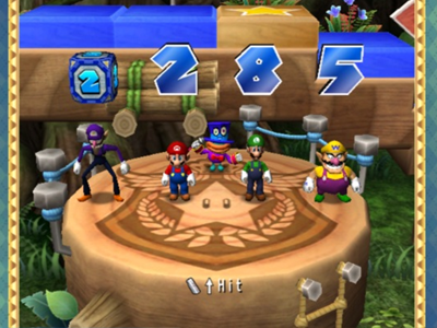 Nintendo Wii Screenshot Mario Party 8