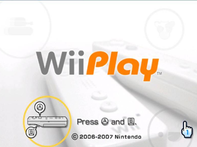 Nintendo Wii Screenshot Wii Play