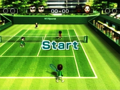 Nintendo Wii Screenshot Wii Sports