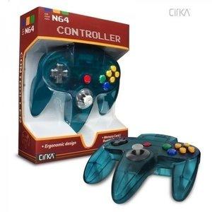 New Nintendo 64 [N64] Controller Aqua Blue