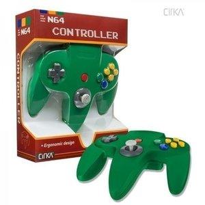 New Nintendo 64 [N64] Controller Green