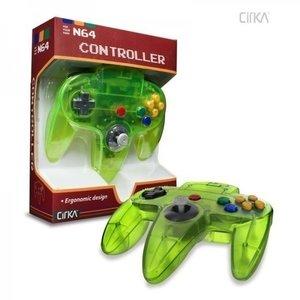 New Nintendo 64 [N64] Controller Jungle Green