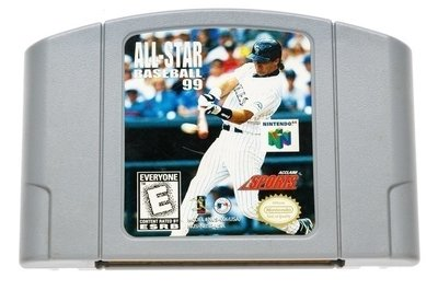All Star Baseball '99