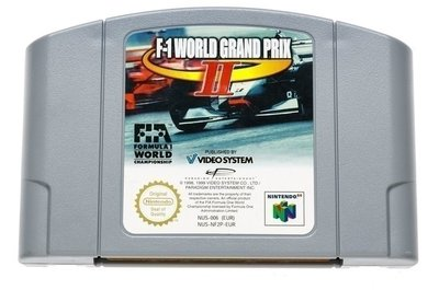 F-1 World Grand Prix 2
