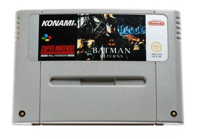Batman SNES Cart