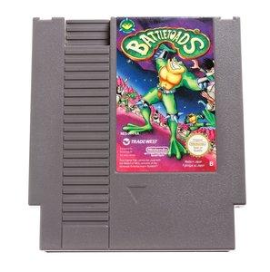 Battletoads NES Cart