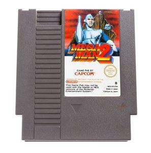 Mega Man 2 NES Cart