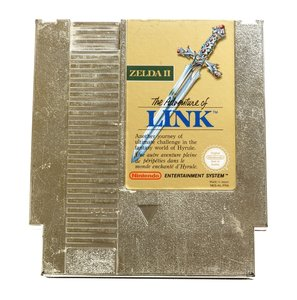 Zelda 2 Adventure of Link NES Cart