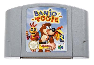 Banjo Tooie N64 Cart