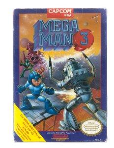 Mega Man 3 [NTSC]