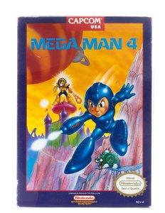 Mega Man 4 [NTSC]