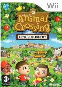 Animal Crossing: Let's Go to the City