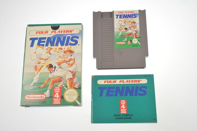 Four Player Tennis