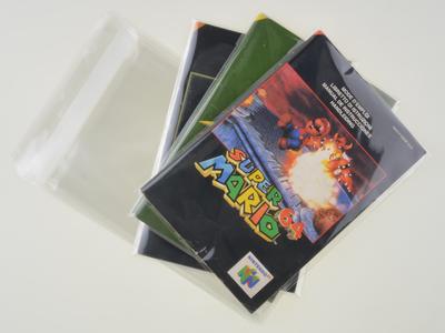 Nintendo 64 Manual Bag